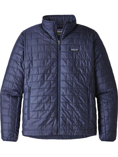 Patagonia Nano Puff Jacket Men blue